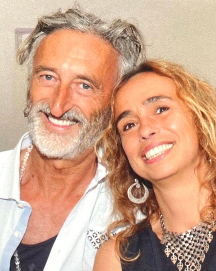 Maurizio and Zaya